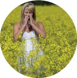 симптомы разной аллергии