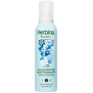 гипоаллергенный мусс для волос