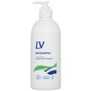 Гипоаллергенное жидкое мыло