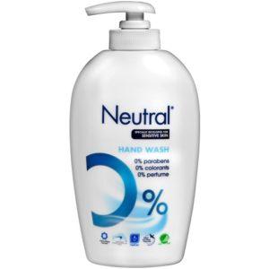 Гипоаллергенное жидкое мыло Neutral