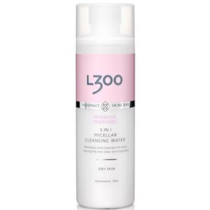 Мицелярная вода для очищения интенсивного увлажнения сухой и чувствительной кожи L300