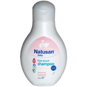 Natusan гипоаллергенный шампунь для детей