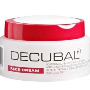 Decubal Face Cream крем для чувствительной кожи лица