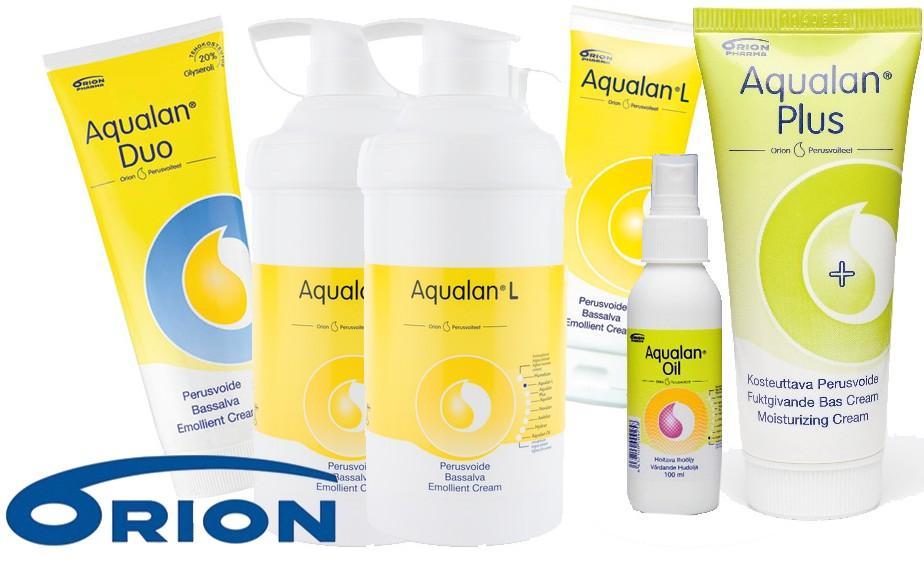 Аквалан Aqualan для чувствительной кожи